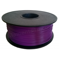 Filament ABS, 1,75 mm, Fioletowy, 1kg
