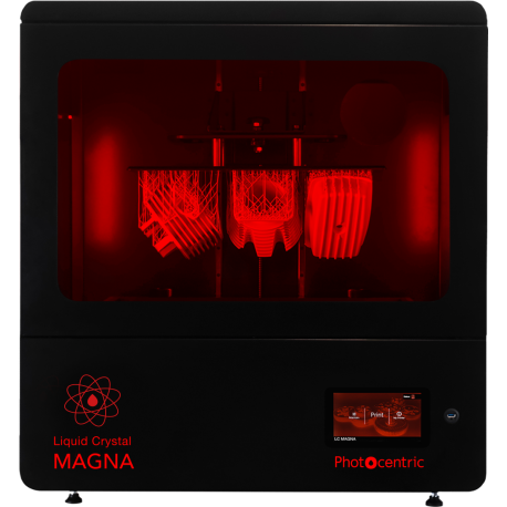 Liquid Crystal Magna 3D Printer
